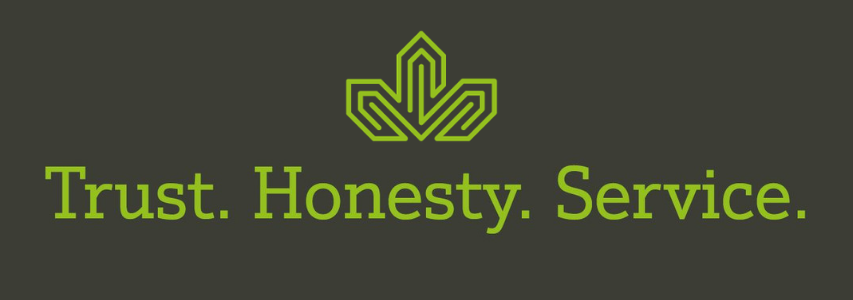values trust honesty service