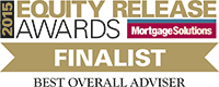Equity Release Awards Finalist